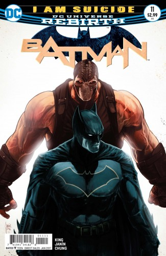 BATMAN #11 (2016 SERIES)