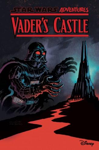 STAR WARS ADVENTURES BEWARE VADERS CASTLE HARDCOVER