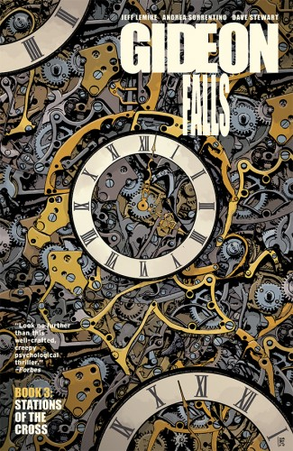 GIDEON FALLS VOLUME 3 STATIONS OF THE CROSS GRAPHIC NOVEL