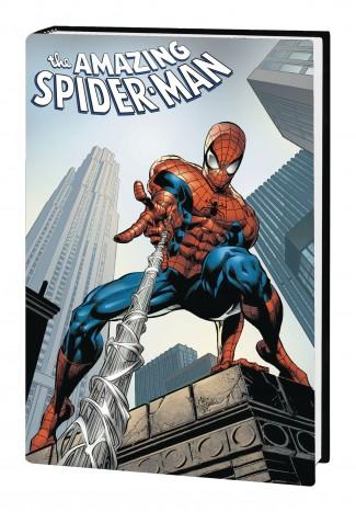 AMAZING SPIDER-MAN STRACZYNSKI OMNIBUS VOLUME 2 HARDCOVER