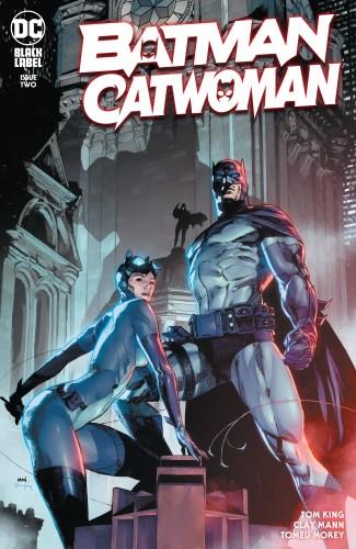 BATMAN CATWOMAN #2 (2020 SERIES)