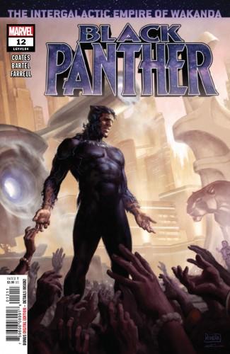 BLACK PANTHER #12 (2018 SERIES)