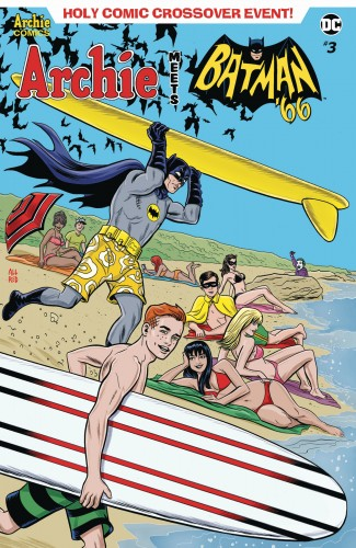 ARCHIE MEETS BATMAN 66 #3