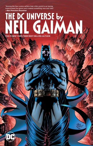 DC UNIVERSE BY NEIL GAIMAN GRAPHIC NOVEL