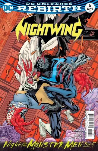 NIGHTWING VOLUME 4 #6