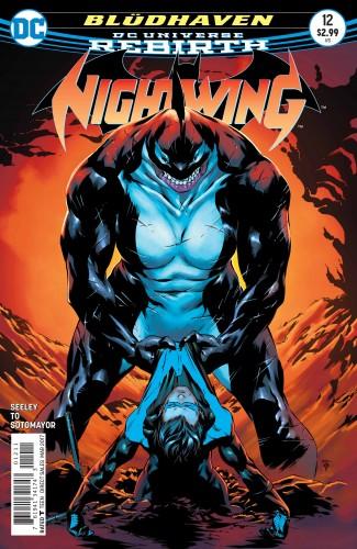 NIGHTWING VOLUME 4 #12