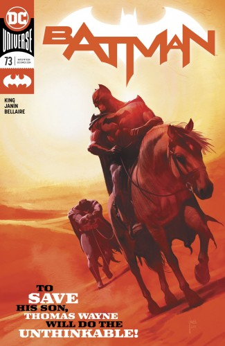 BATMAN #73 (2016 SERIES)