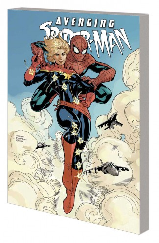 AVENGING SPIDER-MAN THE COMPLETE COLLECTION GRAPHIC NOVEL