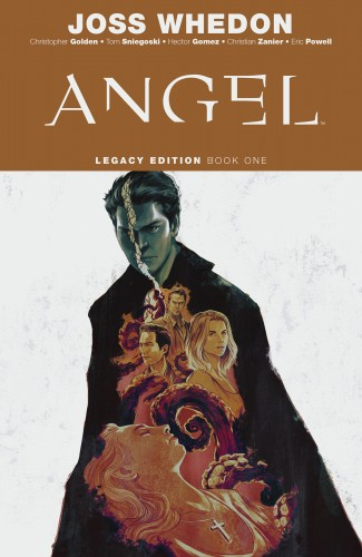 ANGEL LEGACY EDITION VOLUME 1 GRAPHIC NOVEL