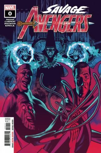 SAVAGE AVENGERS #0 (2019 SERIES)