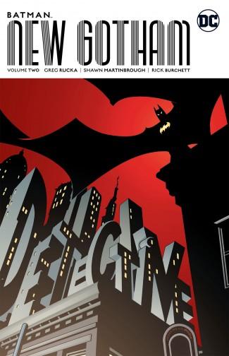 BATMAN NEW GOTHAM VOLUME 2 GRAPHIC NOVEL