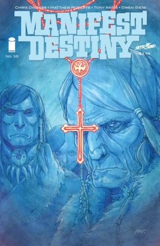 MANIFEST DESTINY #35