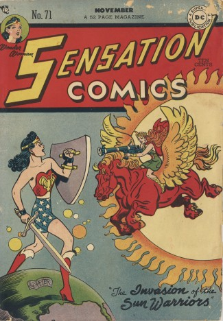 WONDER WOMAN THE GOLDEN AGE OMNIBUS VOLUME 4 HARDCOVER
