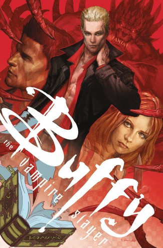 BUFFY THE VAMPIRE SLAYER SEASON 10 VOLUME 2 LIBRARY EDITION HARDCOVER