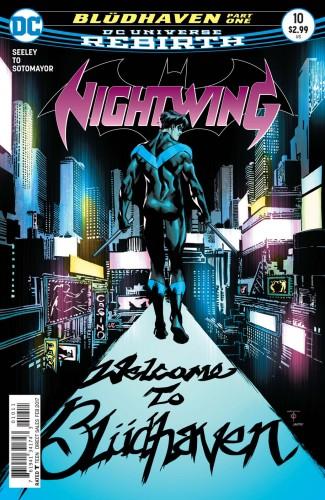 NIGHTWING VOLUME 4 #10
