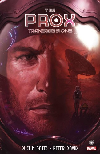 THE PROX TRANSMISSIONS GRAPHIC NOVEL