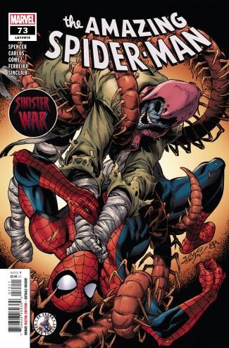 AMAZING SPIDER-MAN #73 (2018 SERIES)