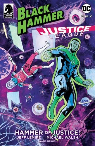 BLACK HAMMER JUSTICE LEAGUE #2