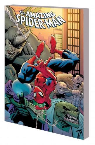 AMAZING SPIDER-MAN BY NICK SPENCER VOLUME 1 BACK BASICS GRAPHIC NOVEL