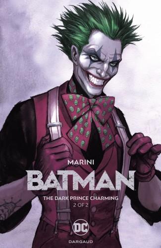 BATMAN THE DARK PRINCE CHARMING BOOK 2 HARDCOVER