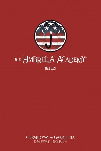 UMBRELLA ACADEMY LIBRARY EDITION VOLUME 2 DALLAS HARDCOVER