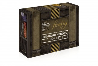 FIREFLY BIG DAMN HEROES BOX SET