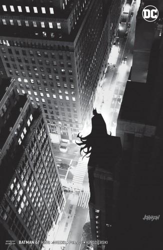 BATMAN #67 (2016 SERIES) VARIANT