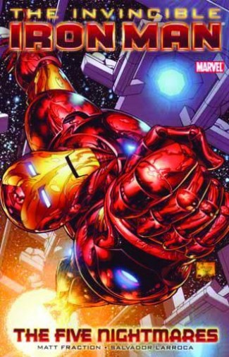 INVINCIBLE IRON MAN VOLUME 1 THE FIVE NIGHTMARES GRAPHIC NOVEL
