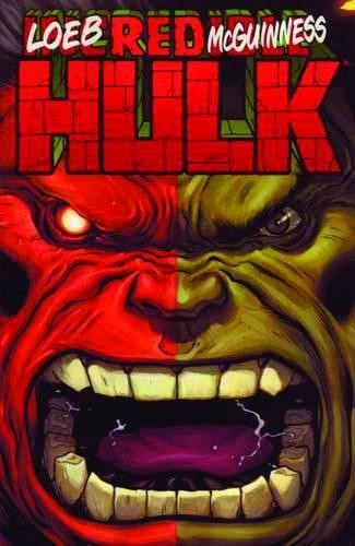 HULK VOLUME 1 RED HULK GRAPHIC NOVEL