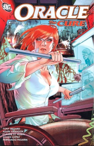 ORACLE THE CURE GRAPHIC NOVEL