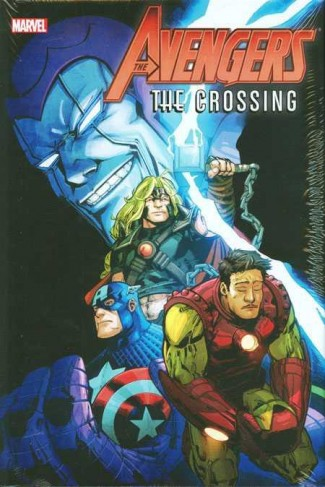 AVENGERS THE CROSSING OMNIBUS HARDCOVER