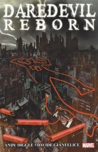 DAREDEVIL REBORN GRAPHIC NOVEL