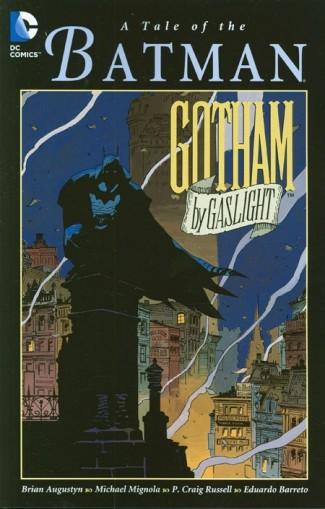 BATMAN GOTHAM BY GASLIGHT GRAPHIC NOVEL
