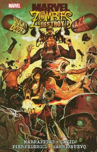 MARVEL ZOMBIES DESTROY GRAPHIC NOVEL