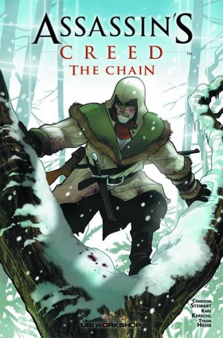 ASSASSINS CREED THE CHAIN GRAPHIC NOVEL