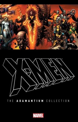 X-MEN ADAMANTIUM COLLECTION SLIPCASE HARDCOVER