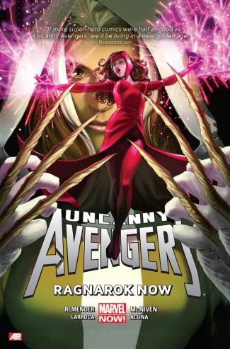 UNCANNY AVENGERS VOLUME 3 RAGNAROK NOW HARDCOVER