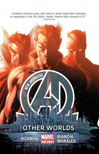 NEW AVENGERS VOLUME 3 OTHER WORLDS GRAPHIC NOVEL