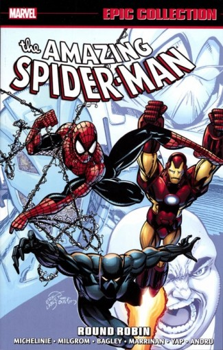 AMAZING SPIDER-MAN EPIC COLLECTION ROUND ROBIN GRAPHIC NOVEL