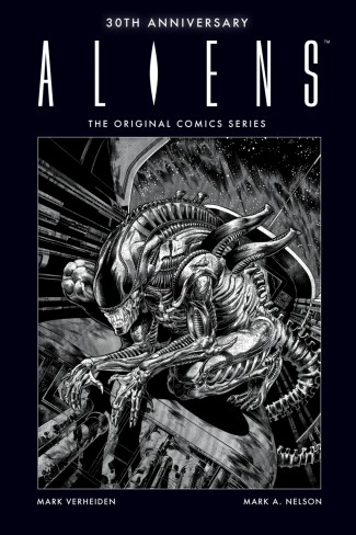 ALIENS ORIGINAL COMICS SERIES VOLUME 1 (30TH ANNIVERSARY) HARDCOVER