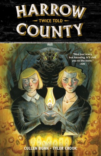 HARROW COUNTY VOLUME 2 TWICE TOLD GRAPHIC NOVEL
