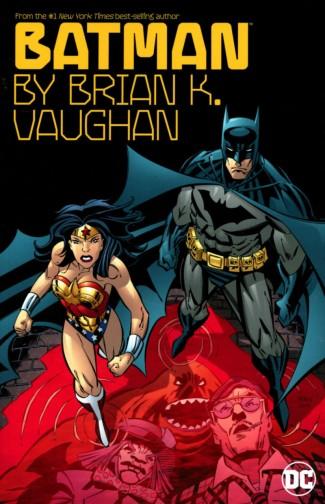 BATMAN BY BRIAN K VAUGHAN GRAPHIC NOVEL
