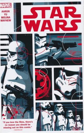 STAR WARS VOLUME 2 HARDCOVER AJA COVER