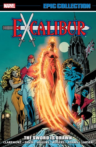 EXCALIBUR EPIC COLLECTION THE SWORD IS DRAWN GRAPHIC NOVEL