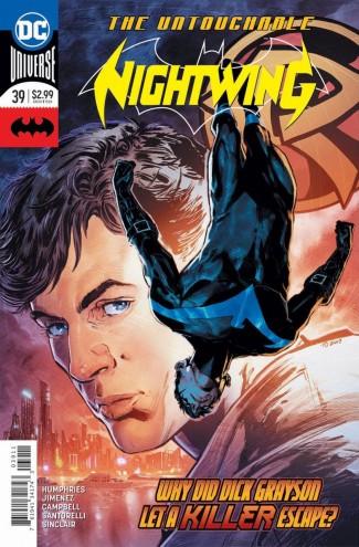 NIGHTWING #39 (2016 SERIES)