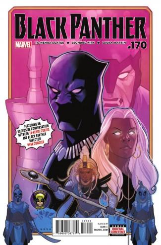 BLACK PANTHER #170 (2016 SERIES)