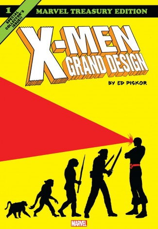 X-MEN GRAND DESIGN GRAPHIC NOVEL