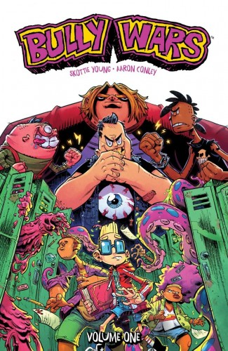 BULLY WARS VOLUME 1 GRAPHIC NOVEL