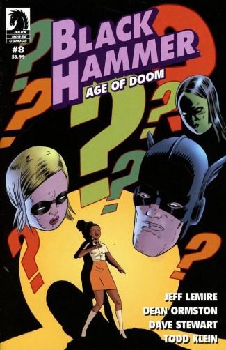 BLACK HAMMER AGE OF DOOM #8