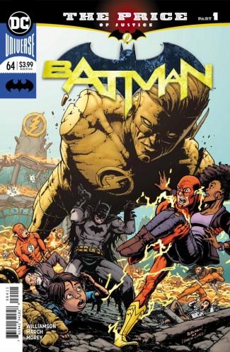 BATMAN #64 (2016 SERIES)